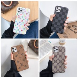 New Phone Case for IPhone 11 PRO X XS MAX XR 8 7 6 Plus Defender Shell Cellphone Case for Samsung S10 S20 ultra S9 S8 NOTE 8 9 10 Cover A04