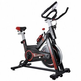 Indoor Cycling Bike attrezzature fitness Forniture casa Sport Trainer Velocità Resistenza Muto intelligente Cyclette perdere peso fitness Equip lb2A # in Offerta