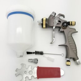painting stock Australia - Free shipping in stock, car spray gun 1.3   1.7   2.0mm LVMP paint spray gun car paint pneumatic tools