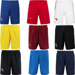 Pants Real Madrid Paris Mbappe soccer shorts 2020 21 Football Calzoncillos futbol culotte Inter ball shorts on Sale