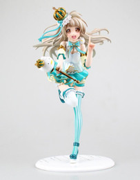 Wholesale anime love figure for sale – custom Minami Bird Snowman Ver Love Live Anime Sexy Girl Figures Model Toys Collectible Doll Gift