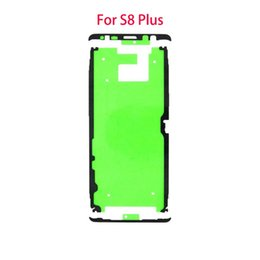 samsung galaxy lcd UK - cgjxs 10pcs Lcd Frame Front Housing Adhesive Glue Tape Sticker Replacement For Galaxy S5 S6 S7 S8 Edge S9 Plus