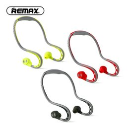 remax bluetooth sports earphone 2020 - Remax S20 bluetooth sports Wireless In-ear Earphone waterproof Super Bass Stereo Noise Canceling Earbuds Headsets for hi