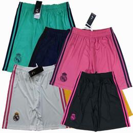 Pantalones Cortos De Futbol Real Madrid Oferta Online Dhgate Com