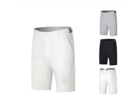 Short de golf d'été dames Shorts haut élastique rapide DRY hommes Pantalons femme respirant Slim Casual Shorts Golf Vêtements en Solde