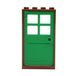 brick block house Australia - For For Building Toys Block Educational Door Children Sets Single Bricks Accessories Diy Moc And House Windows Models bDlCo ly_bags