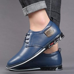 new shoe design male UK - Shoes Design New PU Leather Sneakers Moccasin Fashion Loafers Men Flat Causal Adult Male Footwear Walking Big Size 38-48 outlet