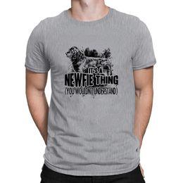 Wholesale newfoundland dog online – design Newfoundland Dog Thing Tshirt Clothing Great Design Spring Tshirt For Men Nice Hiphop O Neck Anlarach Natural