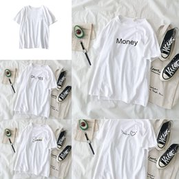 customized printed t shirts UK - SGvln Summer letter printed short-sleeved T-shirt clothing clothing T-shirt can also be customized for class clothes and reunion DIYT-shirt