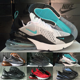 Wholesale cotton on for sale – custom 270 Parra Hot Sale Air React Blue Mens Women Running Shoes Triples on max White Red Olive Volt Habanero C Flair s Sneakers EURa36