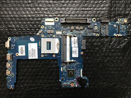 laptop motherboard hp probook UK - Laptop motherboard for HP Probook 650 640 G1 PC Mainboard 744016-001 744016-501 6050A2566301-MB-A04 tesed DDR3