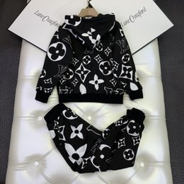 Wholesale zebra sweaters resale online - kids clothing sets kids clothes boys girls tops shirts sweaters sweatshirt pants trousers children setsPHUT