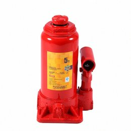 Wholesale 5T Capacity Car Lift Hydraulic Jack Automotive Lifter Vehicle Bottle Jack Repair Tool With Transmission Joint And Screw aRje#