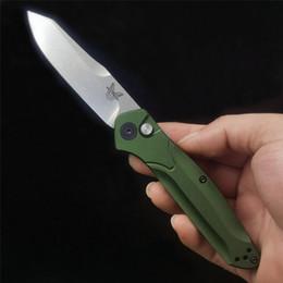 Опт BENCHMADE BM9400 9400BK AUTO Osborne Складной нож S30V лезвие из алюминиевого сплава ручка Открытый кемпинга выживания охоты 940 943 Бабочка нож