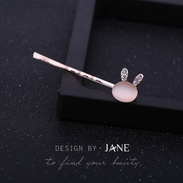 red flower diamond hairpin NZ - A26e8 Fashion Pearl Hair Clip For Women Girls Barrette Handmade Pearl Flower Crown Hairpin Hair Accessories Wedding Party Gifts