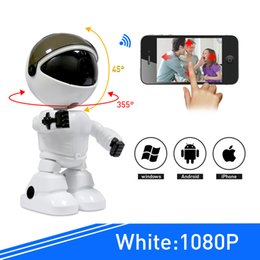 network camera monitoring UK - 1080P Network Wireless Surveillance Camera Home Multi-function Camera Night Vision All-in-one Machine Wifi Mobile Phone Remote Monitor