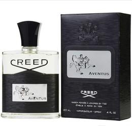Vente en gros Credo Aventus parfum encens pour les hommes de Cologne 120ml avec une longue durée de temps bonne odeur parfum de bonne qualité capactity