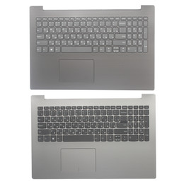 lenovo ideapad keyboard Canada - NEW Russian keyboard for Lenovo IdeaPad 330-15IKB 330-15 Laptop Palmrest Upper Case Keyboard Bezel Cover with RU