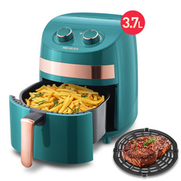 Wholesale 220V 3.7L Electric Air Fryer Intelligent Oil-free French Fries Household Electric Frying Machine