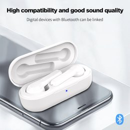 hearing aids amplifier rechargeable UK - Hearing Amplifier Bluetooth Hearing aids Rechargeable Touch Control Personal digital hearing aid for iPhone Android dropshipping