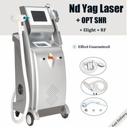 acne scar machine UK - IPL laser hair removal machine acne scar treatment IPL SHR OPT diode lazer hair removal Elight treatment skin rejuvenate equipment y7T2#