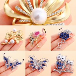 Wholesale cute korean women clothing for sale – custom Cute brooch Accessory women Korean high end brooch fixed clothes pin pin pinaccessories creative all match decoration RrXsT