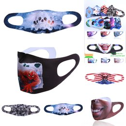Wholesale sky cosplay for sale - Group buy V1gqu Mask Starry Sky Sexy Masks Black boom Half Venetian Clowns Face Mask for Skull Christmas Cosplay Party Night Club Eye Masks Lace