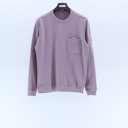 manteaux de cavalier achat en gros de-news_sitemap_homeTopstoney Jumper fw Konng Gonng Gonng Sweach Sweater Hommes Mode Mode Base Base Mode Mens Sportswear Style Basic Pocket