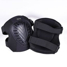 knee protectors NZ - Wonderful! Professional Knee Pads with Heavy Duty Silicone EVA Padding Outdoor Engineering Work Garden Knee Protector