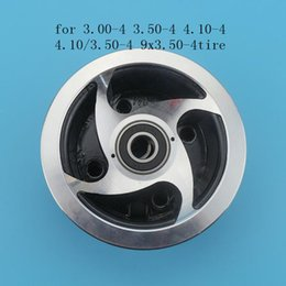 tire rims 2020 - 4 inch aluminum alloy wheel rim hub 15mm Inner hole for 3.00-4 3.50-4 4.10-4 4.10 3.50-4 9x3.50-4 tire tyre cheap tire r