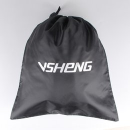 helmet bags Australia - Storage Bicycle bicycle mountain bike waterproof riding helmet storage drawstring helmet bag riding supplies bag