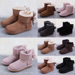 2020 australia women designer boots fashion keep warm winter snow ankle booties vintage australian platform boots ladies boot