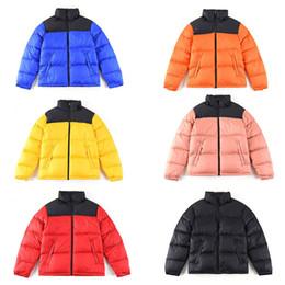 Wholesale crew cuts online – design Fashion North Designer Warm Down Parkas Genuine Clothing Windbreaker Women Men Black Yellow Red Winter Thick XS XXL