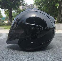 Wholesale Ara -i black open Face Off Road Racing Motocross Motorcycle Helmet