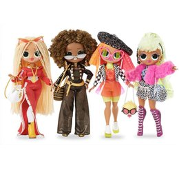 sister doll Canada - New Omg Dolls Classic Fashion Big Lol Doll Sister Doll Blind Box 11 Inch Dolls Toy