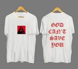 FTP2 FuckThePopulation God Cant Save You T-Shirt G59 Gnarcotic Tee Cotton S-4XL