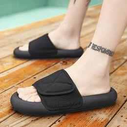 Women Men Casual designer Slippers Sandals Fashion canvas Flip Flops Metal Chains Summer Beach Slippers Shoes Size Eur 36-45