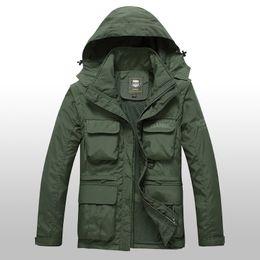 Wholesale jeep jackets coats resale online – Nian jeep men s outdoor thin mesh detachable sleeve cap waterproof breathable jacket coat Jacket coat