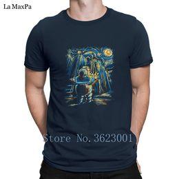 Wholesale van top for sale – custom Customized Better For Mens Van Goghstbusters T Shirt Websites Big Sizes Tshirt Leisure Men T Shirt Tee Tops Summer