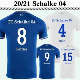 Discount Schalke Jersey 2021 on Sale at DHgate.com