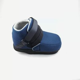 Hooded hindfoot pressure-reducing shoe action assisted toe orthopedic orthopedic bracket used for the recovery of fractures of men and women