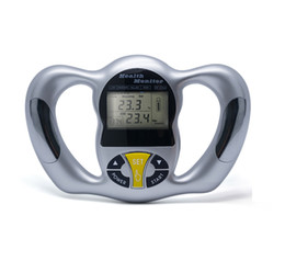 Fat Meter Analyzer Scale Sport Wireless Digital LCD BMI Body Fat Scale Handheld Weight Body Fat Water Muscle Mass Detection Tool