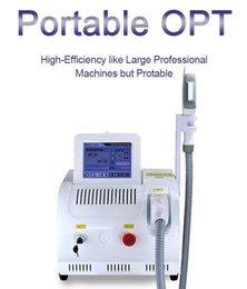 Großhandel OPT shr Laser-Haarentfernung tragbarer 755nm 640nm 690nm 480nm 530nmIPL permanent ipl schmerzlos Haarentfernung Laser