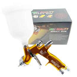 Ingrosso L'alta qualità professionale GTI pro lite pittura pistola TE20 / T110 1,3 millimetri pistola aria base di vernice spray ugello pistola ad acqua