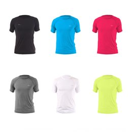 Wholesale personal t shirts for sale – custom Muwei quick drying men s short sleeved fitness coach T shirt T shirt tights women s quick drying clothes personal coach clothes