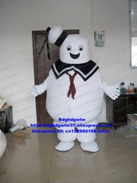 spirits costumes NZ - Ghostbusters Ghost Apparition Specter Evil Spirit Demon Bogy Mascot Costume Character Festival Gift Take Group Photo zx884