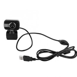 screen webcam Australia - Computer Peripherals Webcams USB with MIC 12MP HD Web Camera USB Camera 360 degree for LCD Screen Laptop for   MSN