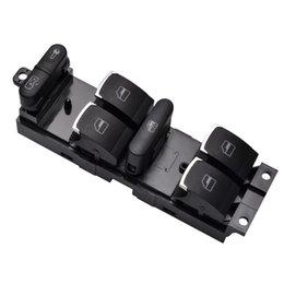 SPEEDWOW Master Power Window Control Switch Button For VW 99-04 GTI Golf 4 Jetta MK4 BORA BEETLE Passat B5 B5.5 3BD 959 857 on Sale