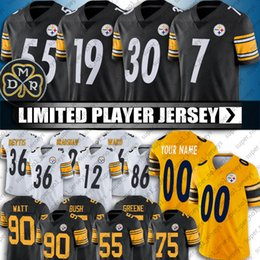 fitzpatrick jersey 2020 - Juju Smith-Schuster James Conner Jersey Pittsburgh