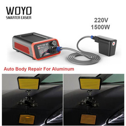 car dent remover NZ - WOYO PDR009 Aluminum Car Dent Remover Puller Auto Body Dent Removal Tools Car Repair Kit